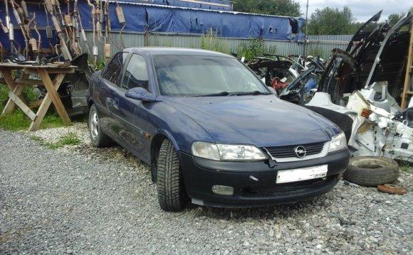 Авто по запчастям Opel Vectra
