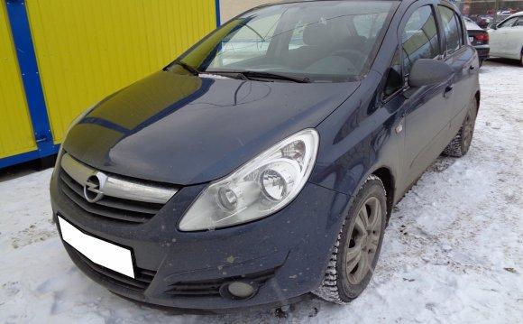 Купить Opel Corsa