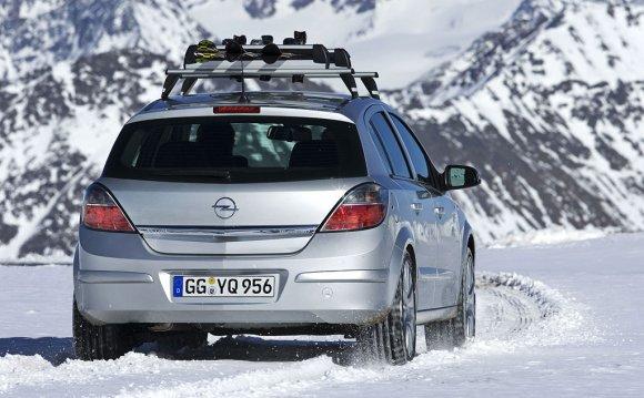Фото Opel Astra Family