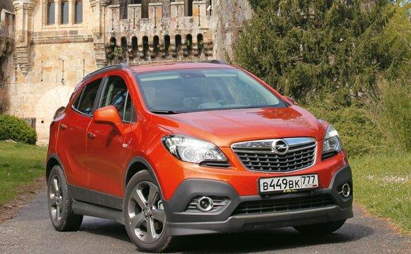 Opel Mokka 2013 Немецкие