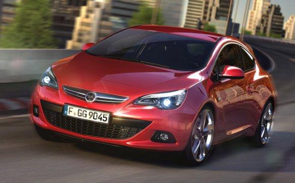 Гольф-класс Opel — автомобиль