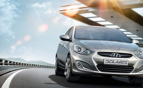 Hyundai Solaris – автомобиль