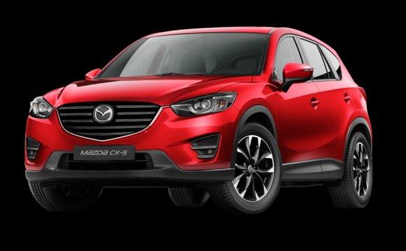 Mazda CX-5 – нет предела