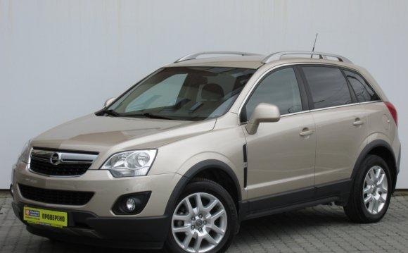 Купить Opel Antara 2012 года с