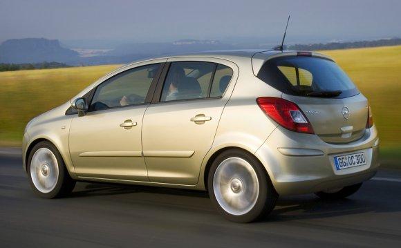 Опель Корса D / Opel Corsa D