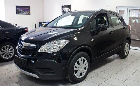 Opel Mokka Мурманск