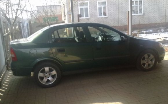 продажа авто Опель Астра седан