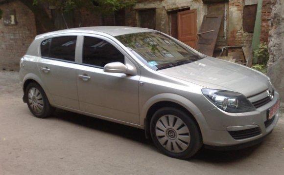 Opel Astra - 2005 фото