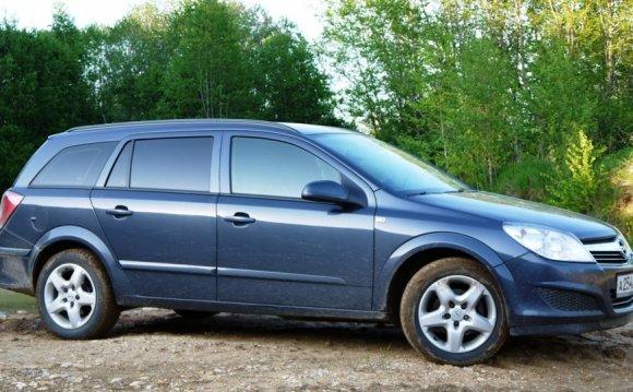 Opel Astra H 1.3 турбо дизель
