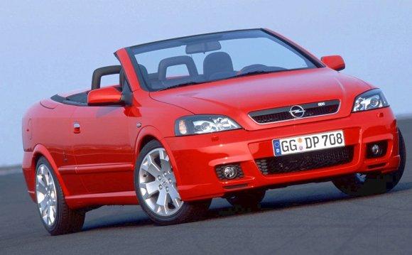 Opel Astra кабриолет 1.6