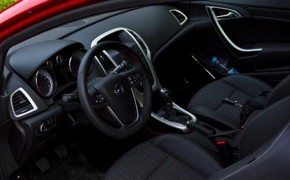 "Opel Astra J GTC """