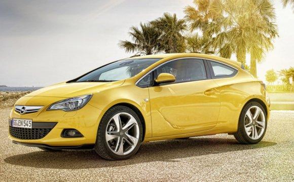 Opel Astra GTC - технические
