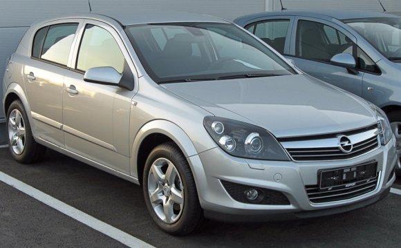 Opel Astra H Отзывы