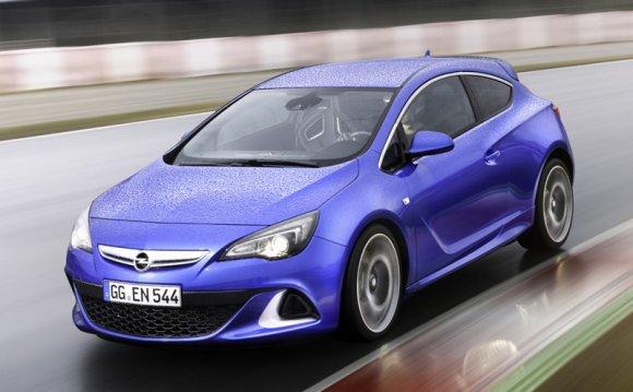 Opel Astra OPC - цена