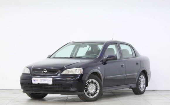 Opel Astra Санкт Петербург