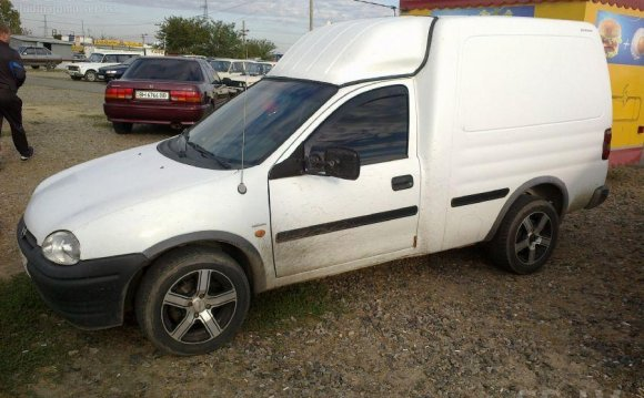 Opel Combo, цена 1 200 €, Фото