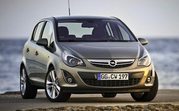 Opel Corsa - обзор, цены