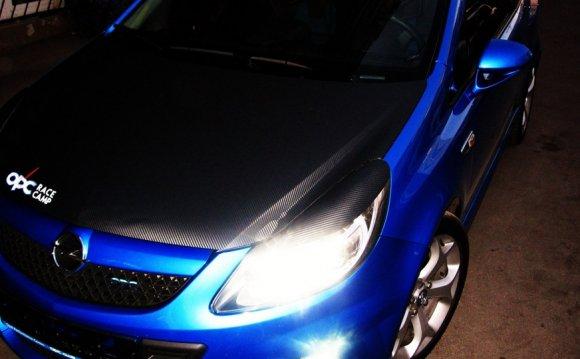 Opel Corsa OPC 2008 — отзыв