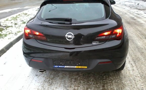 Opel gtc фото фото