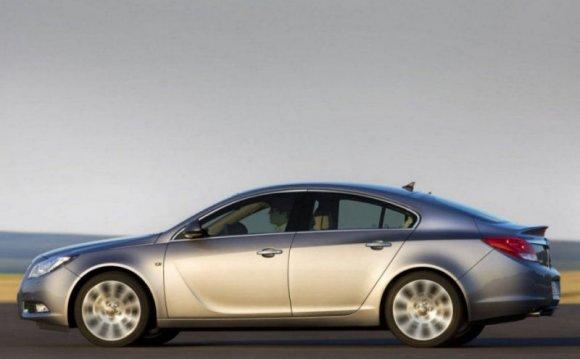 Фото Opel Insignia (Опель
