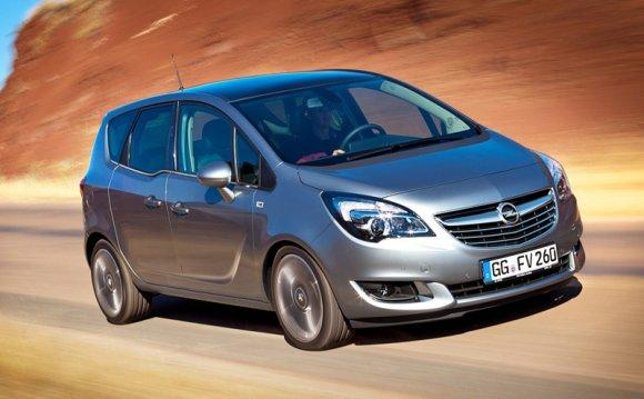 Opel Meriva - цена