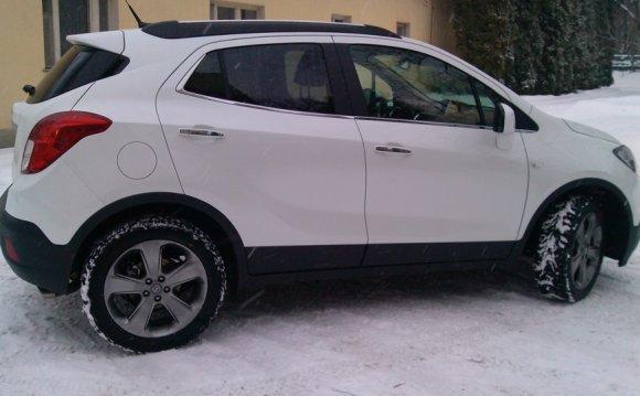 Opel Mokka БелаЯ МОКАШКА 1.4