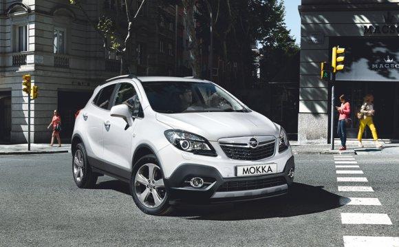 Opel Mokka кроссовер