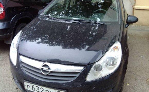 Opel Corsa Оренбург