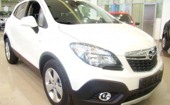 Opel Mokka Рязань