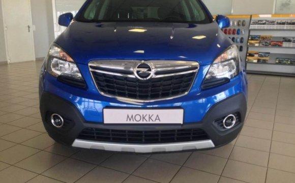 Opel Mokka Пермь