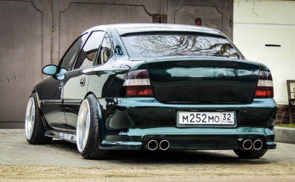Opel Vectra B I'M POSSIBLE
