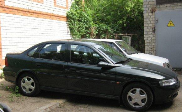 Opel Vectra B Обалденная