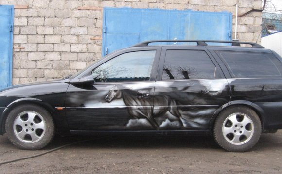 Opel Vectra B Семейный