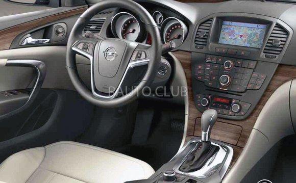 Opel Insignia (Опель Инсигния)