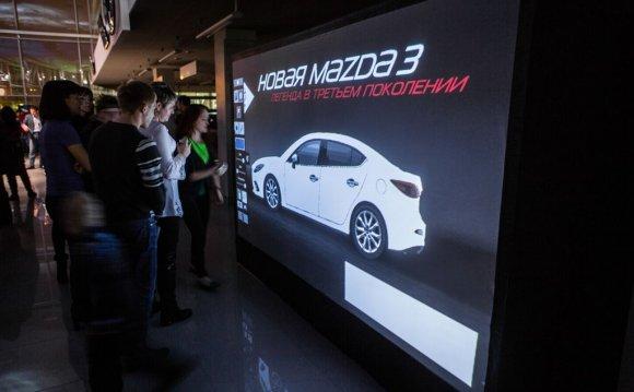 Официальный дилер Mazda в
