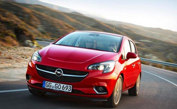 Тест-драйв: Opel Corsa