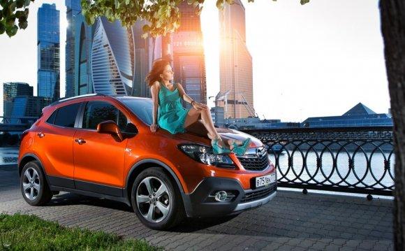 миллион: тест Opel Mokka