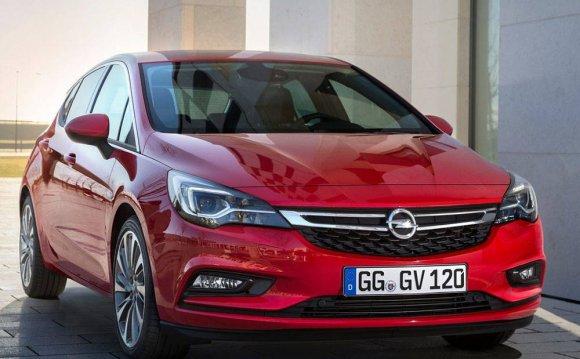 Тест - обзор Opel Astra 2016