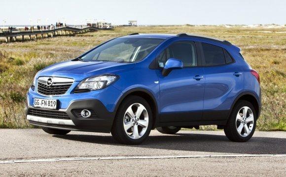 Цены на Opel Mokka теперь