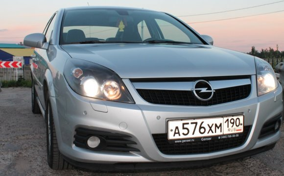 VIN-декодер Opel (комплектация